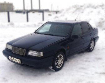 Volvo 850 2л.